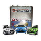 PLUS1 Body Cover Etios/March/Brio [B00005] - Organizer Mobil